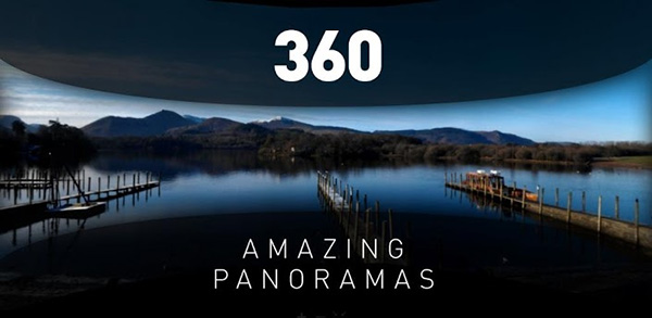 panorama 360 29 Most Useful Android Apps