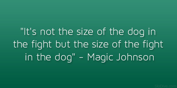 Magic Johnson Inspirational Quotes on Inspirational Quotes About Magic