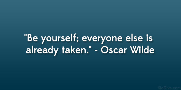 Positive Motivational Quotes: Oscar Wilde Positive Quotes. QuotesGram