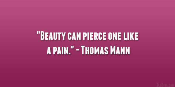 Thomas Mann Quote