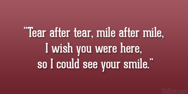Wish You Were Here Quotes Prepossessing 31 Affectionate Quotes About Long Distance Relationships