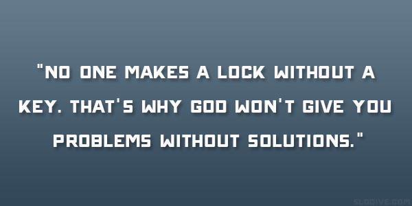 Without Solutions