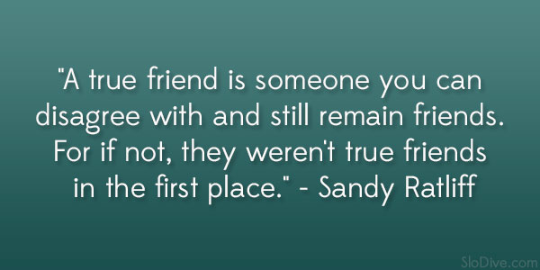 Sandy Ratliff Quote