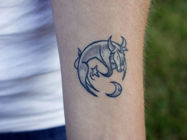 Taurus Tattoos 51 Incredible Collections Design Press