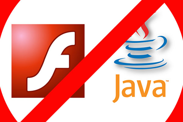 Avoid Flash and JavaScript