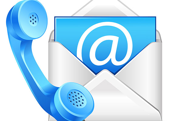 Keep Your Contact Details Simple