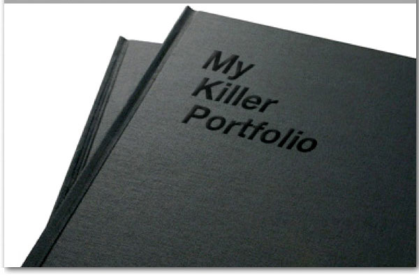 Use Your Portfolio to Get Attention