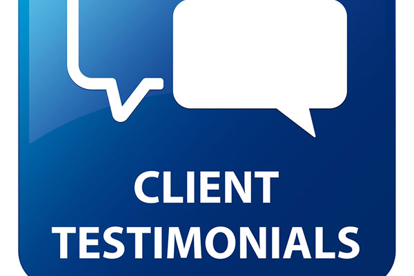 Include Testimonials from Previous Clients