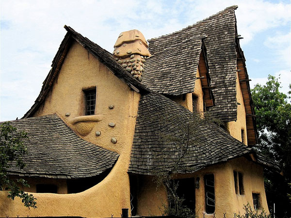 The Witch's House
