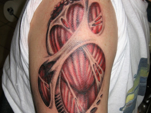 Muscles Tattoo