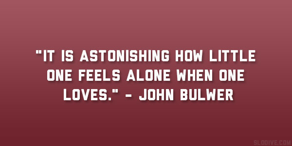 John Bulwer Quote