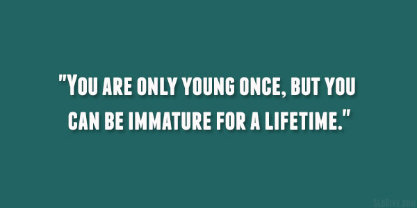 Only Young Once