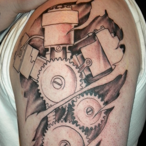 26 Provocative Arm Tattoo Ideas For Men