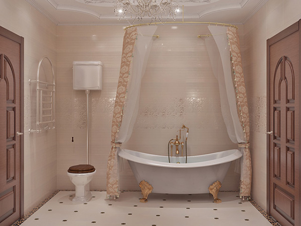 Royal Touch. 36 Eyecatching Bathroom Remodeling Ideas