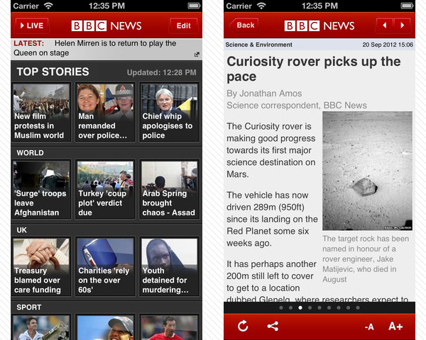 bbc news 33 Best Free Apps For iPhone You Should Install Right Now