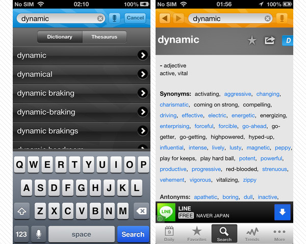 dictionary 33 Best Free Apps For iPhone You Should Install Right Now