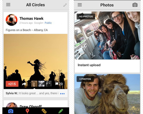 google plus 33 Best Free Apps For iPhone You Should Install Right Now