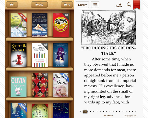 ibooks 33 Best Free Apps For iPhone You Should Install Right Now