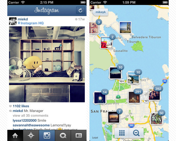 instagram 33 Best Free Apps For iPhone You Should Install Right Now