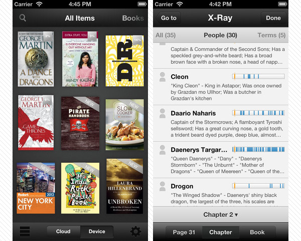 kindle 33 Best Free Apps For iPhone You Should Install Right Now