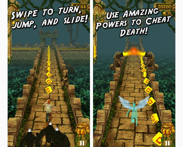 temple run 33 Best Free Apps For iPhone You Should Install Right Now