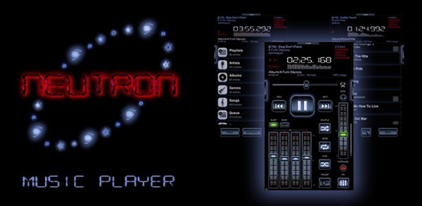 Neutron Music Player