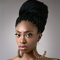 31 Dazzling Black Hair Styles Pictures For 2013