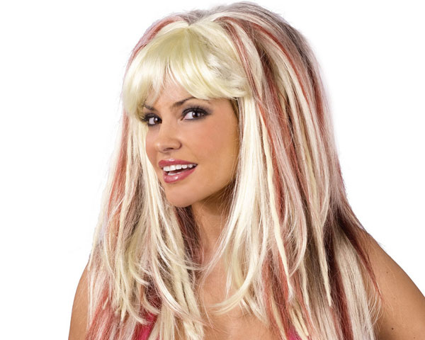 28 styles for blonde hair with red highlights for 2013 red highlights extension idea pmusecretfo Image collections