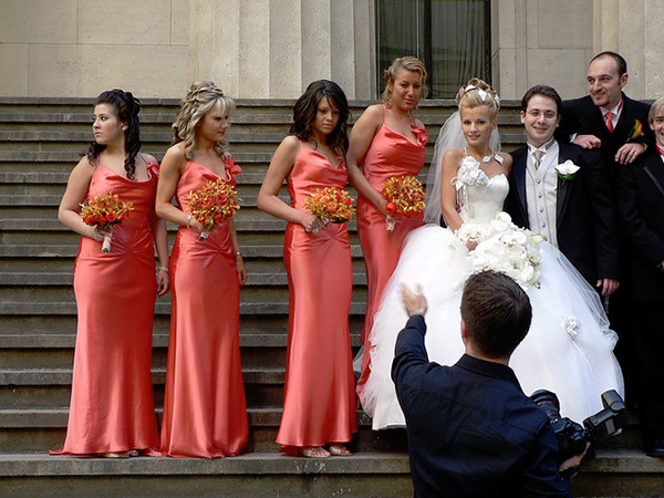 A Lovely Wedding Pic
