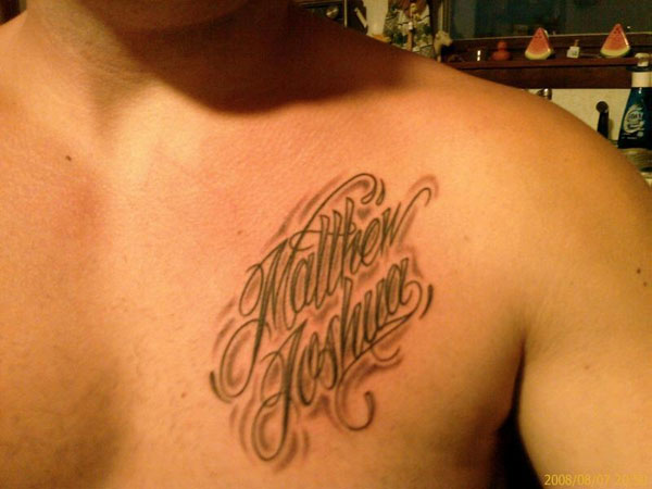 nametat 37 Exceptional Chest Tattoos For Men