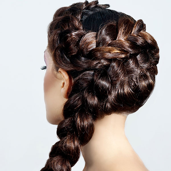 Cool Braids For Long Hair Long hair. braids journey