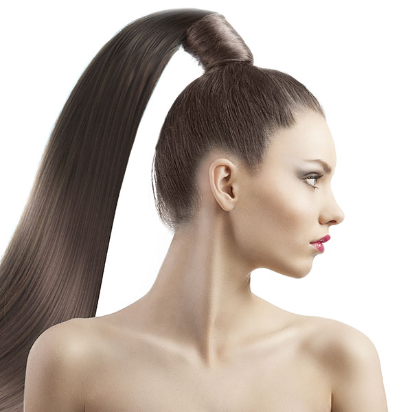 Cool Hairstyles For Long Hair Easy : ... Hair Long Brunette Hairstyles Cool Haircuts For Long Hair Simple Updo