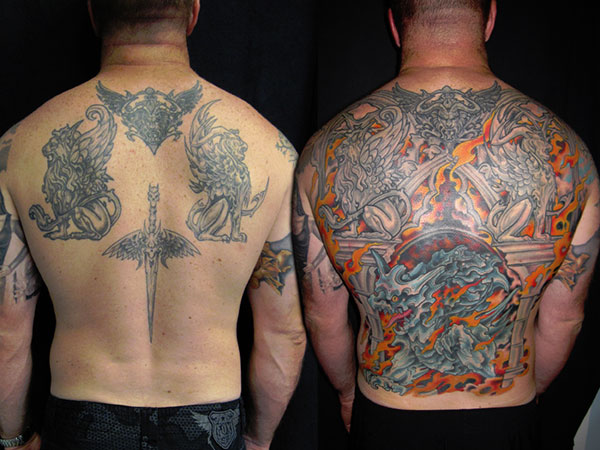 Cover Up Tattoo Ideas 28 Graceful Collections Design Press