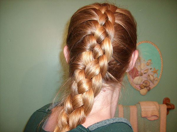 Intricate Braid