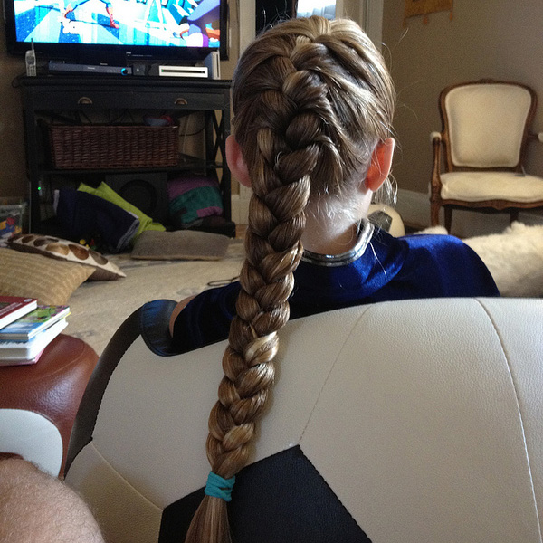 Exciting Braids