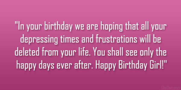 Daughter Birthday Quotes  36 Loving Collections | Design Press
