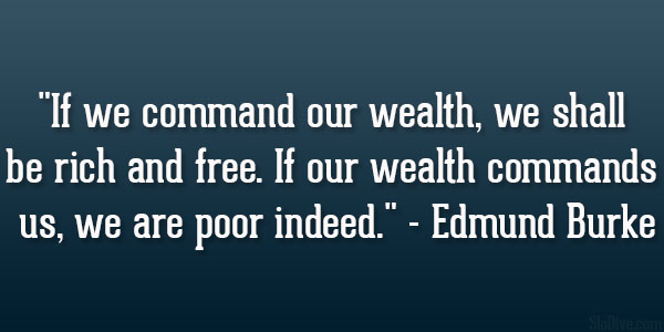 Command Our Wealth