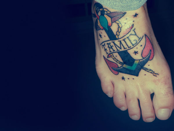 32 Togetherness Family Tattoo Ideas