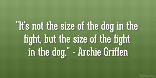 archie griffen quote 31 Affectionate Famous Sports Quotes