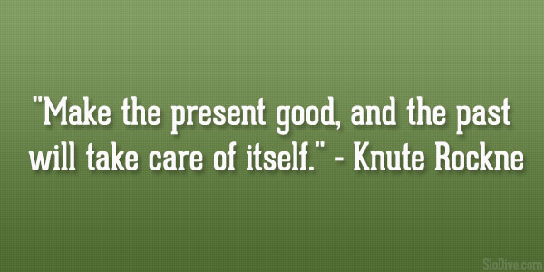 Knute Rockne Quote