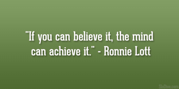 Ronnie Lott Quote