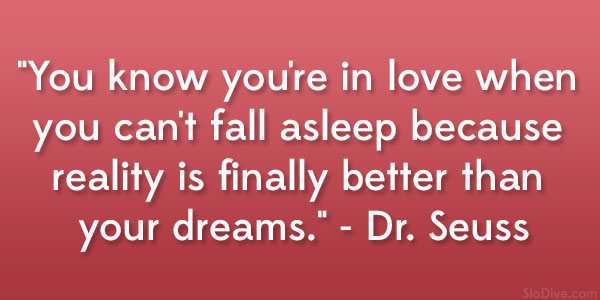 Dr. Seuss Valentine's Day Quotes