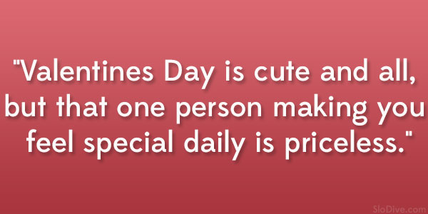 Valentines Day Saying