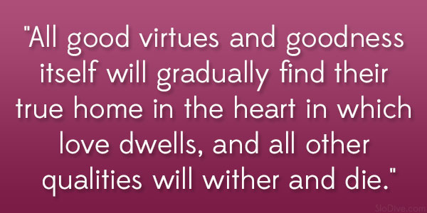 All Good Virtues