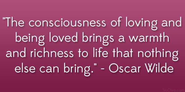 oscar wilde quote 38 Inspirational Quotes About Love You Should Write ...