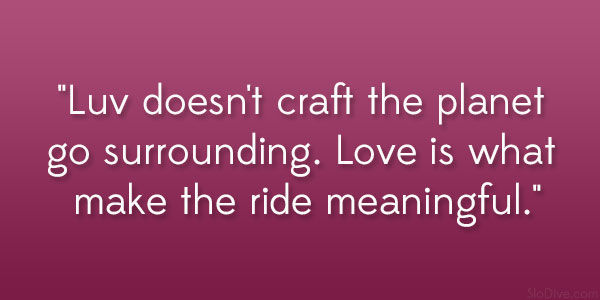 Ride Meaningful