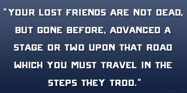 Your Lost Friends
