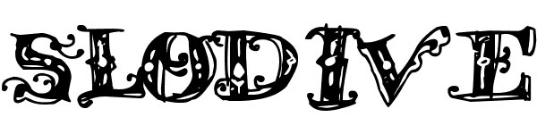 old modern 27 Exceptional Old English Tattoo Fonts