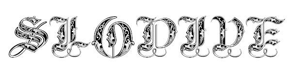 27 Exceptional Old English Tattoo Fonts