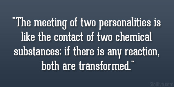 Two Personalities